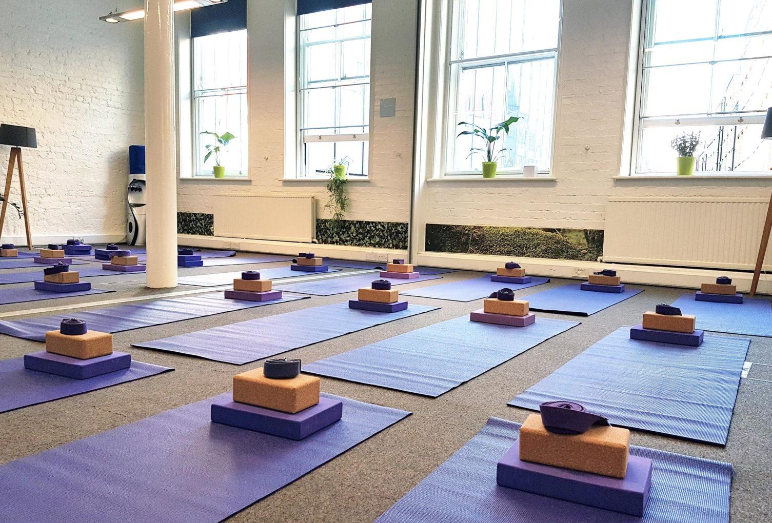 Yoga classes covent garden yoga central london triyoga for Garden yoga rooms