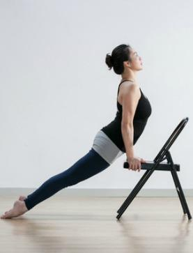 scoliosis yoga teacher