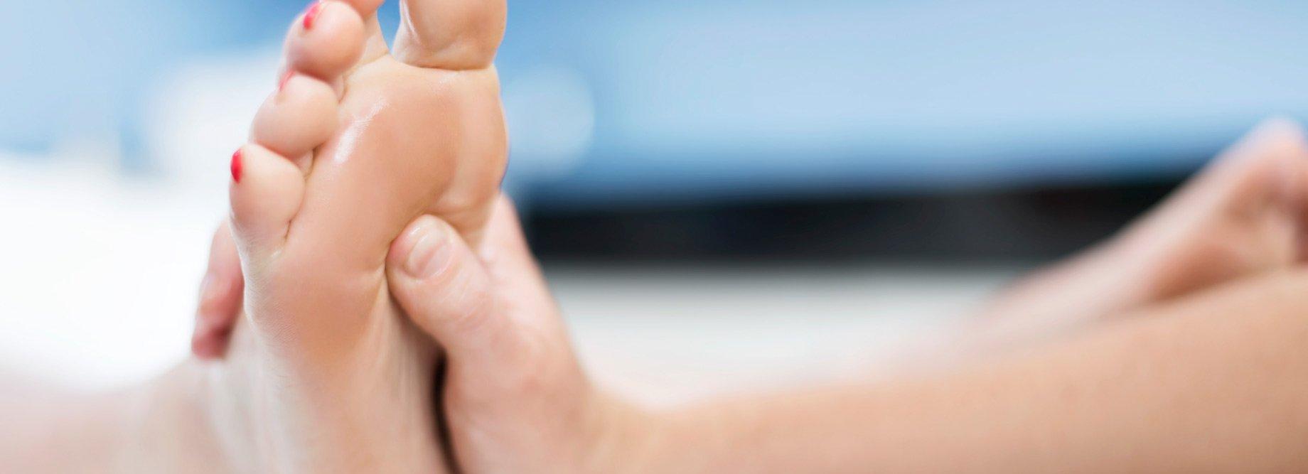 Reflexology In London Foot And Facial Reflexology Triyoga