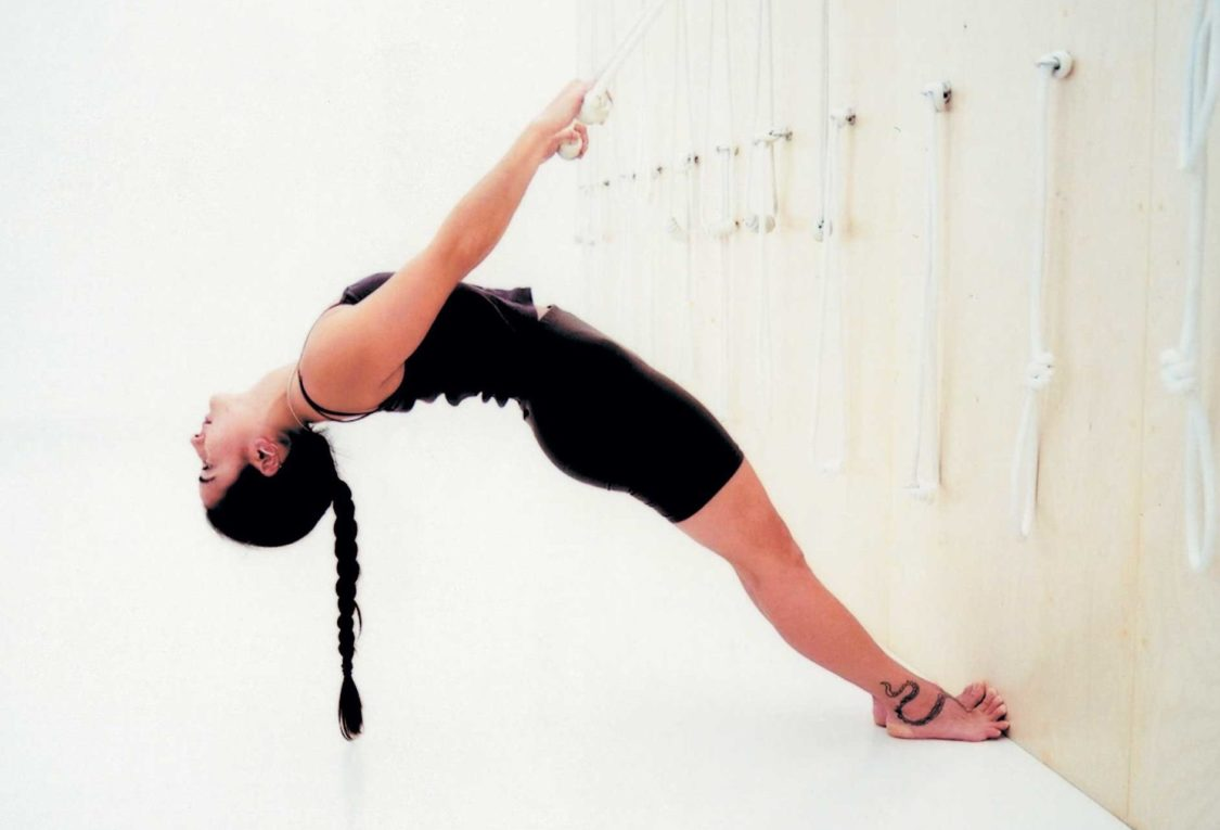 Iyengar Yoga With Ropes | Freedom of Movement Yoga | triyoga