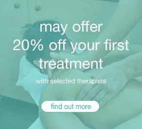 Treatments special offer triyoga May 2019