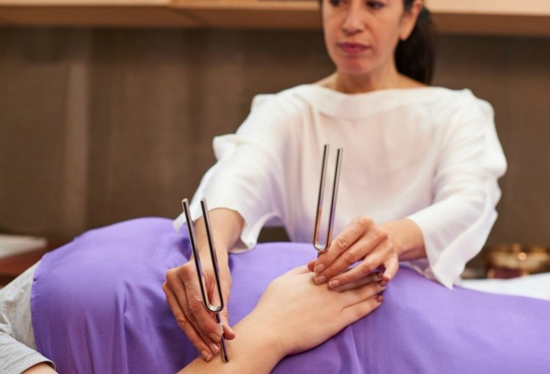 what is vibrational sound therapy?   treatments   triyoga