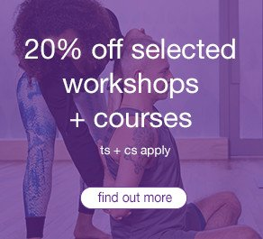Yoga workshops at triyoga London | Learn from the world's best teachers