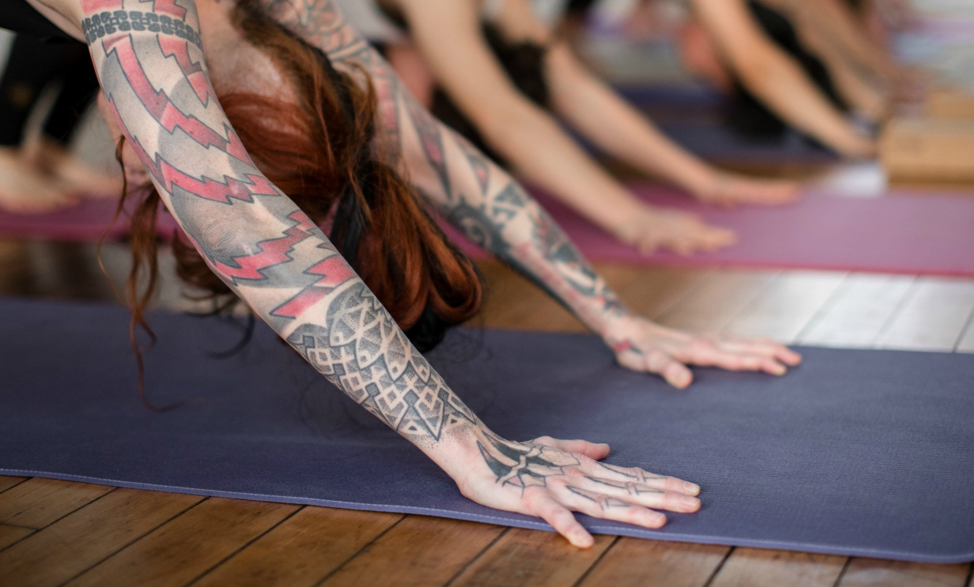 How To Alleviate Wrist Pain When Practising Yoga Triyoga