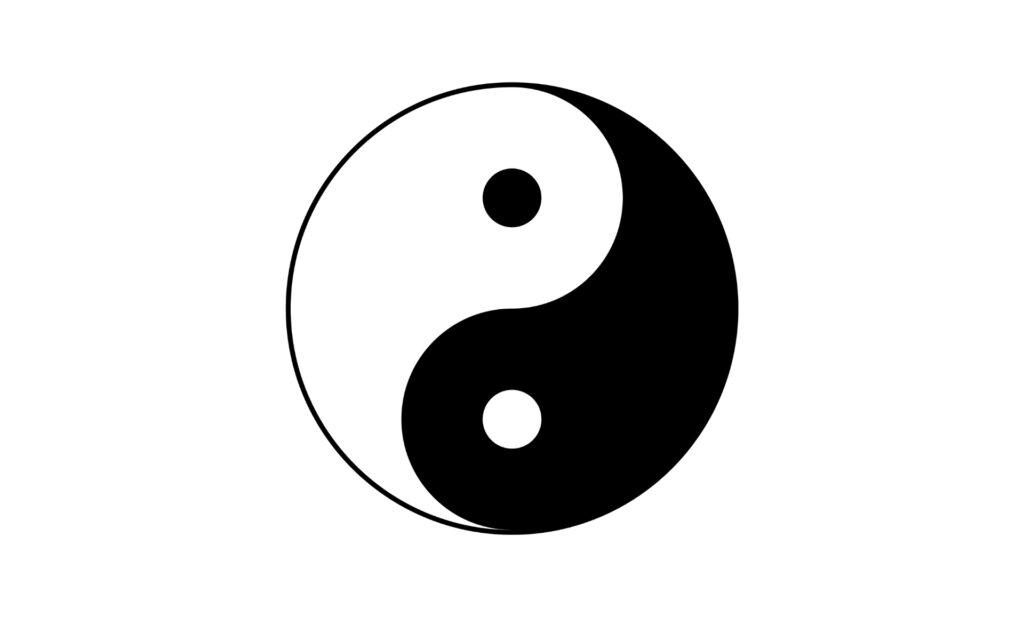yin yang symbol - five elements acupuncture blog triyoga